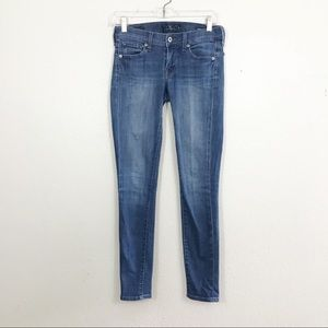 Lucky Brand Charlie Skinny Jeans Size 2 / 26